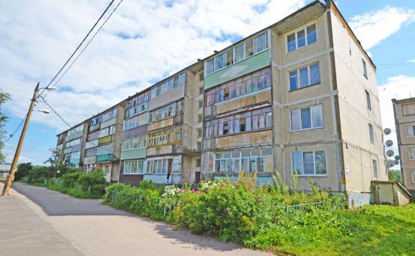 Двухкомнатная квартира в деревне Судниково